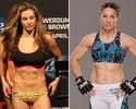 Números 2 e 3 da divisão, Miesha Tate e Sara McMann lutam no UFC 183