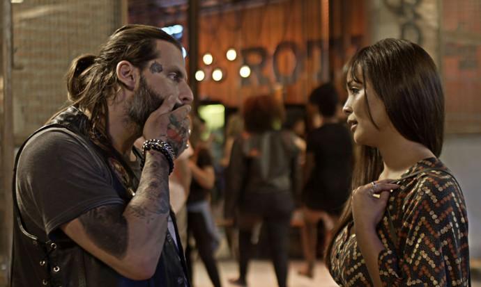 Não dá para acreditar! Hirô dispensa Ralf de vez (Foto: TV Globo)
