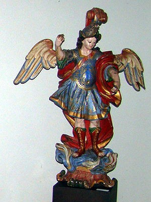 Exposição mostra objetos das igrejas católicas de Cuiabá (Foto: Divulgação / Assessoria)