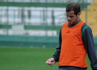 Tiago Luis Chapecoense (Foto: Cleberson Silva/Chapecoense)