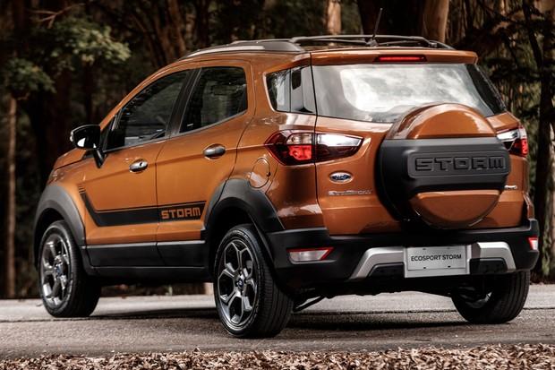 Ford Ecosport Storm (Foto: Divulgação)