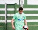 Com Juan e Walter, Goiás embarca para estreia na Copa do Brasil