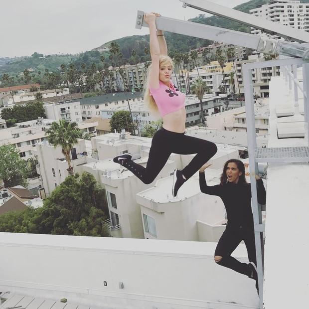 Lele Pons e Anitta (Foto: Reprodução/Instagram)