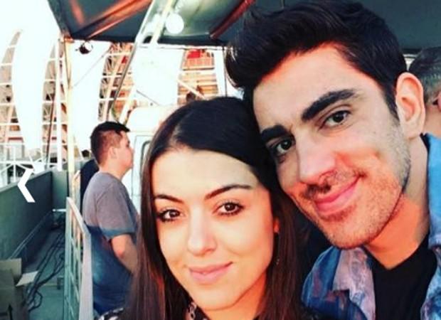 Patrícia e Marcelo Adnet (Foto: Reprodução/Instagram)