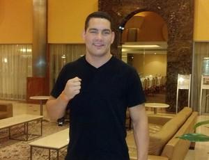 UFC Chris Weidman (Foto: Adriano Albuquerque / Globoesporte.com)