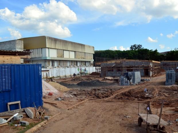 Segunda unidade da Fundação Casa em Piracicaba (Foto: Alessandro Meirelles/G1)