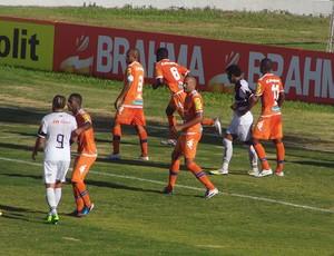 Audax e Resende ficam no 0 a 0 pelo Carioca (Foto: Diego Carvalho/Assessoria Audax Rio)