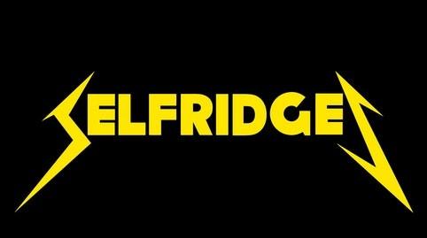 Metallica e Justin O'Shea lançam coleção cápsula com a Sefridges (Foto: reprodução)