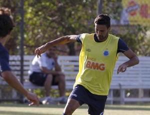 Leandro Guerreiro, volante do Cruzeiro (Foto: Washington Alves / Vipcomm)