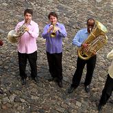 Quinteto de Metais da UFBA (Foto: Alessandra Nohvais/Divulgação)