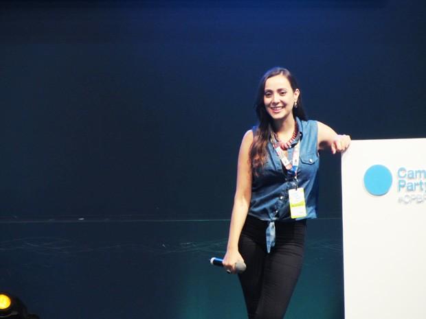 Natalia falou sobre sua experincia na produo de Moana (Foto: Laura Stphanie)