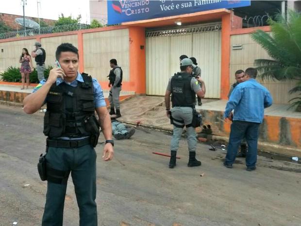 Pm foi morto durante abordagem policial em Rio Branco  (Foto: Lília Camargo/Arquivo pessoal )