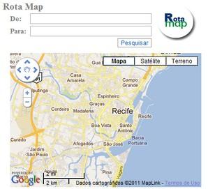 Rota Map