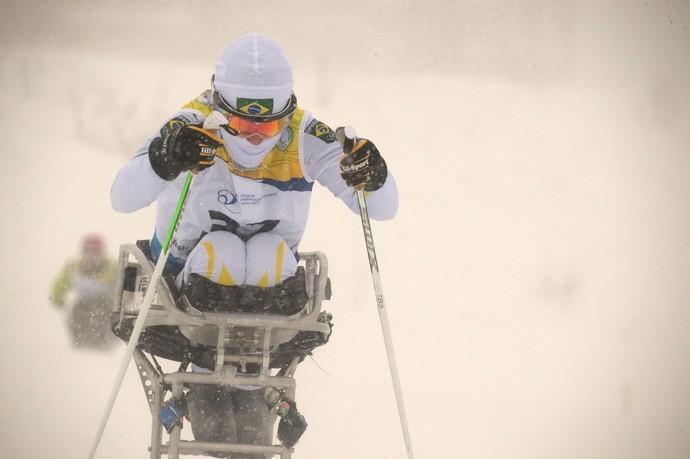 Fernando Aranha pode chegar na sua segunda Paralimpíada (Foto: Divulgação/CBDN)