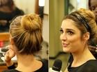 Rafa Brites dá dica de penteado para o Dia dos Namorados: 'Fica chique'