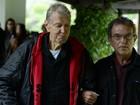 Pai de Xuxa é internado em hospital do Rio