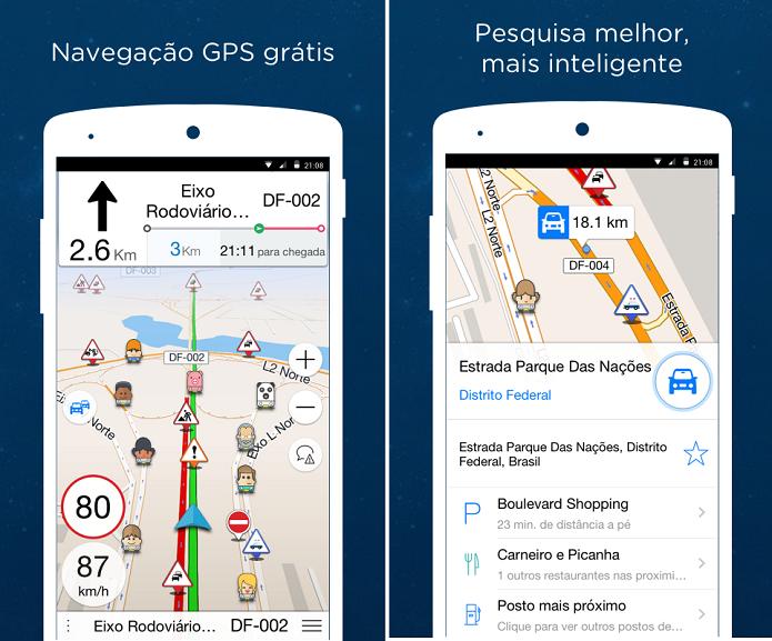 Navmii GPS é um aplicativo gratuito de GPS para Android (Foto: Divulgação)