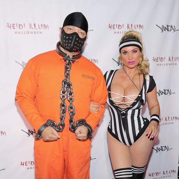 Ice-T e Coco Austin (Foto: getty images)