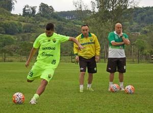 Cuiabá joga pelo empate para avançar (Foto: Pedro Lima/Cuiabá EC)
