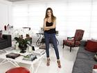 Andréa Guimarães abre casa de 620m² onde recebe famosos em SP