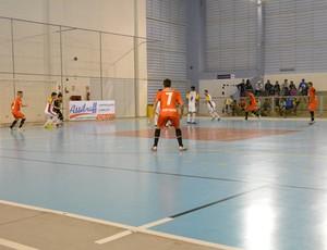 Mogi das Cruzes x Barueri Copa Paulista Futsal (Foto: Cairo Barros)