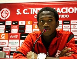 Fred, meia do Inter (Foto: Diego Guichard / GLOBOESPORTE.COM)