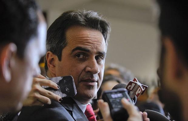 Michel Temer teve encontro secreto com Ciro Nogueira, presidente nacional do PP
