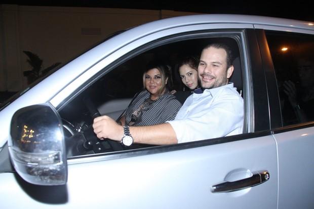 Fabiana Karla chega para aniversário de Anitta (Foto: Thyago Andarde/ Brazil News)