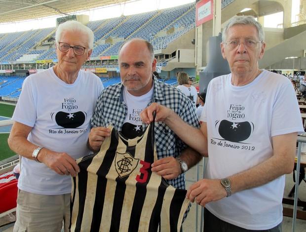 Maurício Assumpção Botafogo (Foto: Thales Soares / Globoesporte.com)