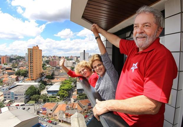 Lula usa cobertura em São Bernardo que foi comprada por primo de Bumlai
