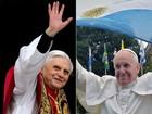 Com Francisco e Bento XVI, final da Copa põe Vaticano em situação inédita