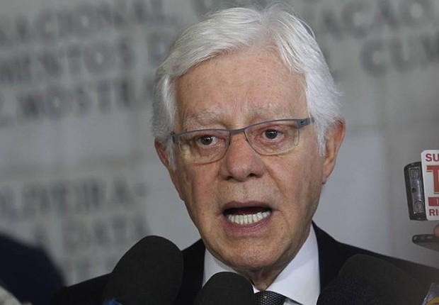 ministro da Secretaria-Geral da Presidência Moreira Franco (Foto: Givaldo Barbosa/Agência O Globo)