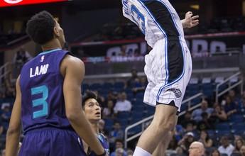 Adversário do Fla, Magic perde em sua estreia na pré-temporada da NBA