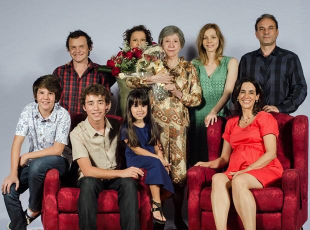 Doce de Mãe, de 2014, disputa o prêmio de Melhor Comédia e de Melhor Atriz (Fernanda Montenegro) (Foto: CEDOC Globo)