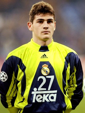 Iker Casillas Real Madrid (Foto: Getty Images)