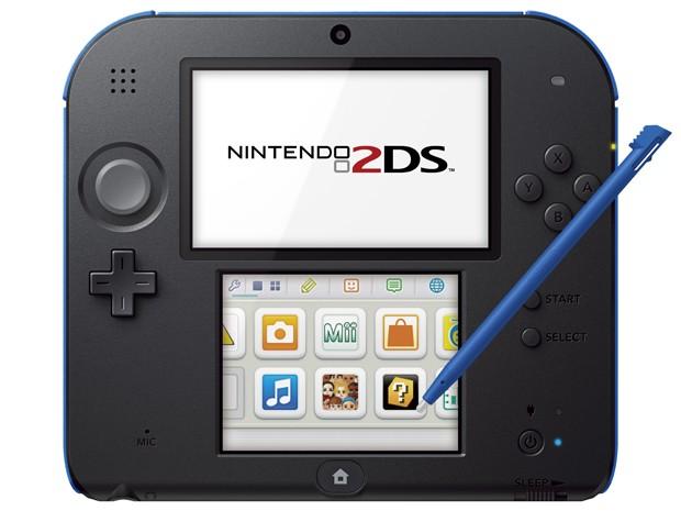 Nintendo anunciou nova versão do 3DS, agora sem imagens em 3D (Foto: Divulgação/Nintendo)