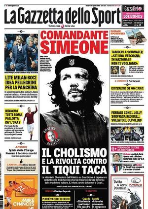 Simeone Che Guevara (Foto: Reprodução)
