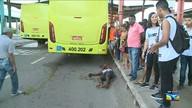 Homem é atropelado por ônibus no Terminal de Integração em São Luís