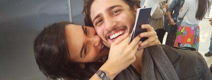 Veja selfies de momentos dos últimos capítulos!