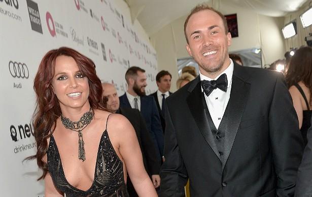 Britney Spears rompeu com o investigador David Lucado (foto), após supostamente ter sido traída por ele. Dizem que agora ela está apaixonada por um produtor e roteirista chamado Charlie Ebersol. Será? (Foto: Getty Images)
