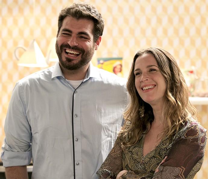 Vanessa Lóes e Thiago Lacerda estão juntos há mais de 15 anos (Foto: Isabella Pinheiro/Gshow)