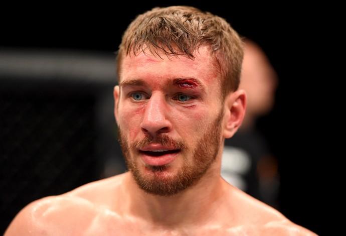 Piotr Hallmann UFC (Foto: Getty Images)
