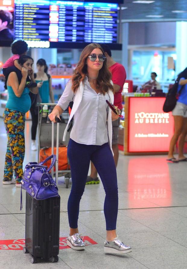 Marina Ruy Barbosa (Foto: William Oda / Agnews)