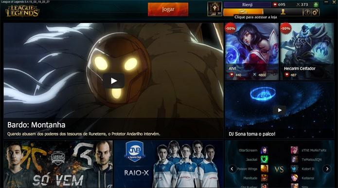 Saiba comprar bem na loja online de League of Legends (Foto: Divulgação)