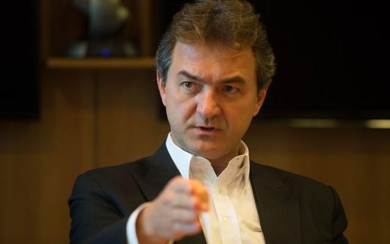 Joesley Batista empresário (Foto:  Danilo Verpa/Folhapress)