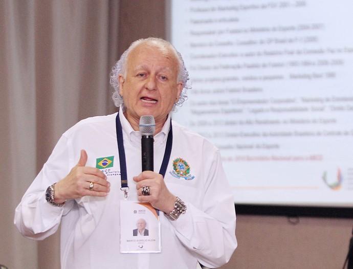 Marco Aurélio Klein - secretário nacional da ABCD doping  (Foto: Divulgação/ABCD)