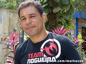 Rodrigo Minotauro já foi um cozinheiro em novela (Foto: Malhação / TV Globo)
