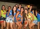 Blocos carnavalescos em Barras (Gil Oliveira/G1)