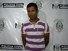 Suspeito de matar mulher com 50 facadas é preso em Vila Velha