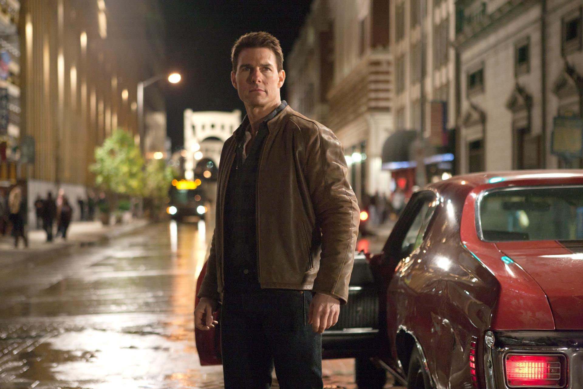 Tom Cruise em 'Jack Reacher: O Último Tiro' (2012)  (Foto: Divulgação)